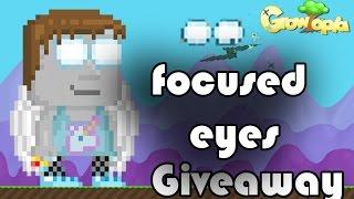 getlinkyoutube.com-Growtopia | Focused Eyes! | giveaway