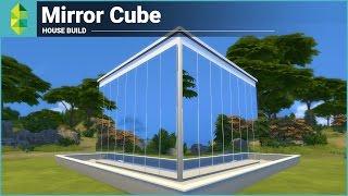 getlinkyoutube.com-The Sims 4 House Building - Mirror Cube