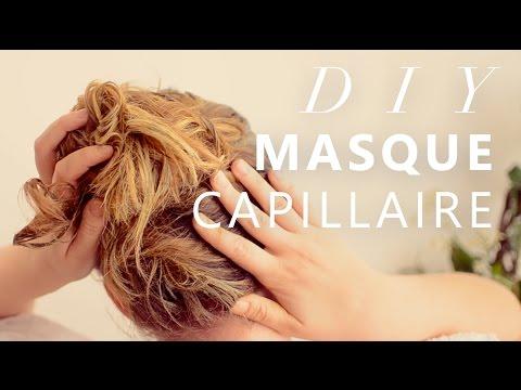 JOUR 11 : RECETTE MASQUE CAPILLAIRE - HAIR MASK DIY