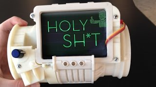 getlinkyoutube.com-Fallout 4 REAL LIFE Pip-Boy From NASA