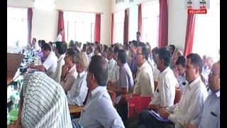पौड़ीः जिला योजना की बैठक में हुआ जोरदार हंगामा