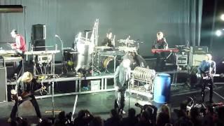 getlinkyoutube.com-Einstürzende Neubauten - Haus der Lüge [Live - Gazi Music Hall, Athens 11/02/2017]