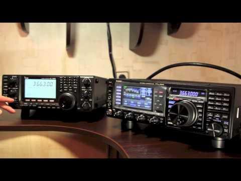 FTDX-3000D VS IC-7410