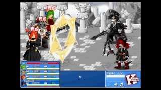 getlinkyoutube.com-Epic Battle Fantasy 4 - Boss Rush 4 (Epic) - Dark Players Level 51