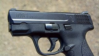 getlinkyoutube.com-S&W M&P  Shield 9mm - Would I Really Bet My Life On This Pistol?