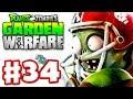 Plants vs. Zombies: Garden Warfare - Gameplay Walkthrough Part 34 - Goalie Star! (Xbox One)