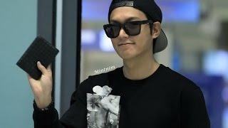 getlinkyoutube.com-Lee Min Ho and Miss A Suzy Dating and arrive air port