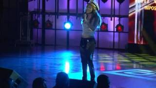 """getlinkyoutube.com-SHONTELLE Performs """"IMPOSSIBLE"""" live at the """"233CONNECT SHOW"""""""