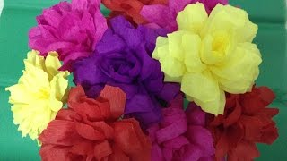 getlinkyoutube.com-Flores de papel crepe para DÍA DE MUERTOS VIDEO No. 192