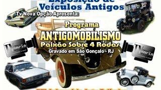 25ª Exposição de Veiculos Auto Relíquias de São Gonçalo-RJ