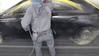 getlinkyoutube.com-Spray clear coat