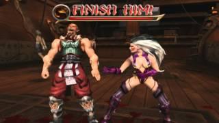 Mortal Kombat Armageddon - Sindel Arcade Ladder