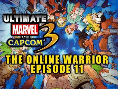 UMVC3 The Online Warrior: Episode 11 'The Online Experience'