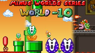 getlinkyoutube.com-Mario Forever: Minus Worlds - World -10 [HD]