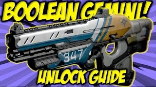 "getlinkyoutube.com-★ Destiny - ""BOOLEAN GEMINI"" ""LOST AND FOUND QUEST"" ""HOW TO UNLOCK GUIDE"" CBSKING757"