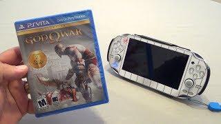 getlinkyoutube.com-PSVita: God Of War HD Collection Hands On