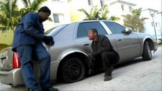 "getlinkyoutube.com-Underground Rim King Shows you how he put 28""s On the 1st (FWD) Cadillac DHS"