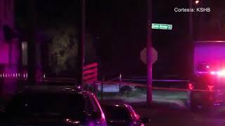 Dos personas resultaron heridas en un tiroteo doble en KCMO