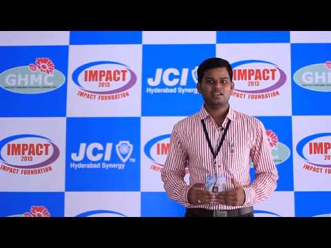 JCI Hyderabad Synergy - IMPACT 2013 - 76