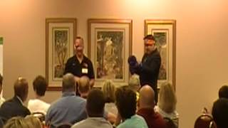 Russ Peak Reads Minds At Corporate Banquet (Part 2)