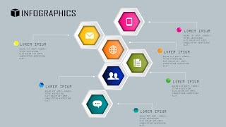 getlinkyoutube.com-Illustrator Tutorial | Graphic Design | Vector Infographic 06