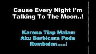 getlinkyoutube.com-Talking To The Moon - Bruno Mars Lyrics | Terjemah