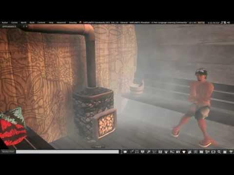 VIRTLANTIS: Fun Elements - Sauna
