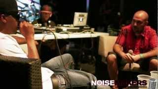 Nas - Noisemakers (ft. Peter Rosenberg) (Live @ Sxsw)