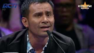 "Judika Menyanyikan ""All Of Me"" John Legend Untuk Duma - Rising Star Indonesia Live Audition Eps. 8"