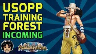 Usopp Training Forest & New Ship! [One Piece Treasure Cruise]