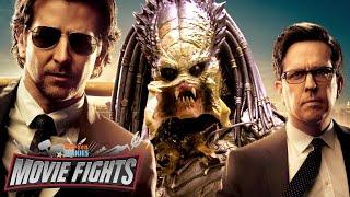 getlinkyoutube.com-Improve a Movie By Adding Predator! - MOVIE FIGHTS!!