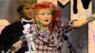 getlinkyoutube.com-MTV Video Music Awards: Duran Duran, Cyndi Lauper, ZZ Top [1984]