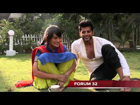 Qubool Hai | Interview | Karanvir Bohra and Surbhi Jyoti - Part 1