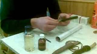 getlinkyoutube.com-как просто сделать ножны (чехол для ножа)