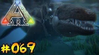 getlinkyoutube.com-ARK #069 Mosasaurus zähmen [Deutsch/HD]