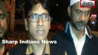 getlinkyoutube.com-BLANKETS DISTRIBUTED TO THE POOR BY Sc,St,Bc, MINORTY FROM  IN HYDERABAD 2016.