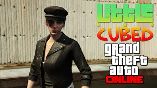 getlinkyoutube.com-Little and Cubed: Cage Fight! - GTA Online