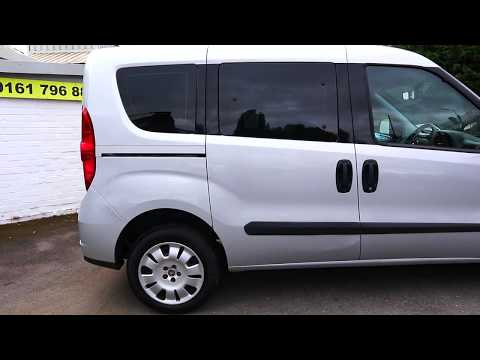 2015 64 FIAT DOBLO 1.6 MULTIJET MYLIFE 5d 105 BHP