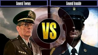 getlinkyoutube.com-Pro:Gen Mod Challenge Mode: General Townes VS General Ironside