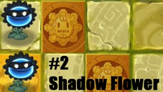 getlinkyoutube.com-Plants vs. Zombies 2 TEXTURE CHANGING! — Shadow Flower, Ice-shroomie, Bowling Nuts, DOOOOOMMM...