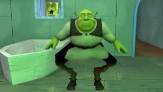 getlinkyoutube.com-Shrek Dance in Spongebob
