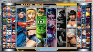 getlinkyoutube.com-DC vs Marvel vs Capcom vs Snk