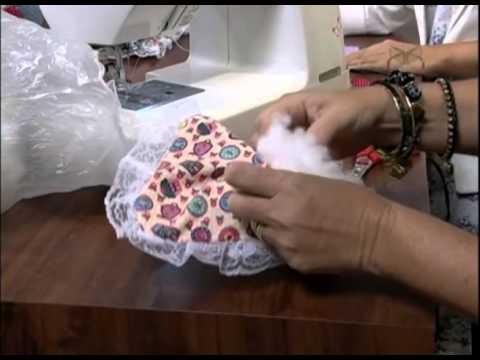 Mulher.com 14/01/2013 Maura Castro - Máquina de costura em tecido 2/2