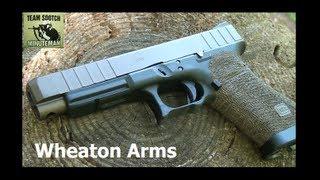 getlinkyoutube.com-Wheaton Arms Custom Glocks