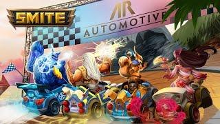 SMITE - Apollo's Racer Rumble Trailer