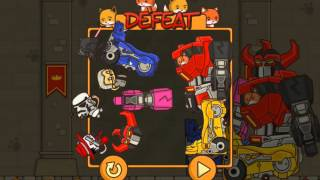 getlinkyoutube.com-flash games StrikeForce Kitty 2 Коты Ударная сила 2 Босы пятнадцатая серия