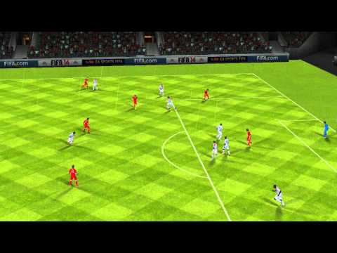 FIFA 14 Android - Turkey VS Netherlands