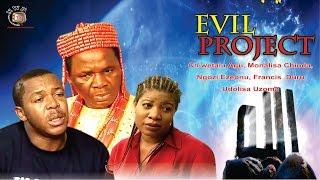 getlinkyoutube.com-Evil Project - Nigerian Nollywood Movie