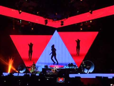DEPECHE MODE - I FEEL YOU (DELTA MACHINE TOUR) PART XXI