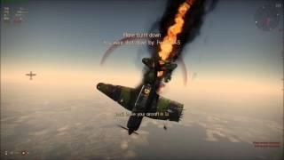 getlinkyoutube.com-War Thunder: Collisions, Crashes and Crash Landings I
